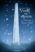 """Portada del libro """"Todo es silencio (nieva en Buenos Aires)"""""""