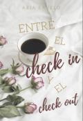 """Portada del libro """"Entre el Check In y el Check Out"""""""
