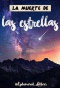 """Portada del libro """"La muerte de las estrellas (one-shot)"""""""