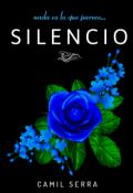"""Portada del libro """"Silencio"""""""