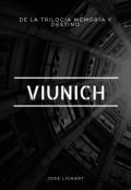 """Portada del libro """"Viunich"""""""