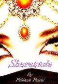 "Portada del libro ""Sherezade"""