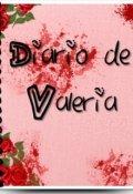 """Portada del libro """"Diario de Valeria"""""""
