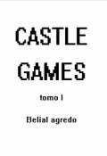 """Portada del libro """"Castle Games"""""""