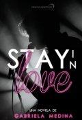 """Portada del libro """"Stay In Love"""""""
