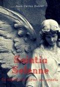 "Portada del libro ""Saintia Selenne"""
