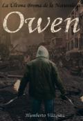 """Portada del libro """"La Última Broma de la Naturaleza Owen."""""""