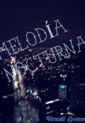 """Portada del libro """"Melodía Nocturna"""""""