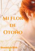 """Portada del libro """"Mi flor de otoño."""""""