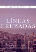 """Portada del libro """"Líneas Cruzadas"""""""