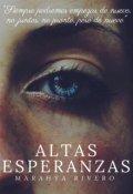 """Portada del libro """"Altas Esperanzas"""""""