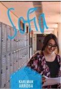 """Portada del libro """"Sofía"""""""