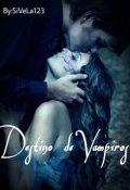 """Portada del libro """"Destino De Vampiros (sds#9) """""""