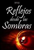 """Portada del libro """"Reflejos desde las Sombras"""""""