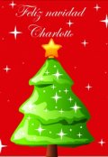 """Portada del libro """"Felíz navidad Charlotte"""""""