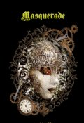 """Portada del libro """"Masquerade"""""""