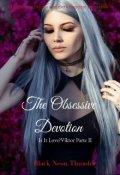 """Portada del libro """"The obsessive devotion(is It Love?víktor parte Ii)"""""""