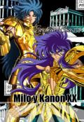 """Portada del libro """"Milo y Kanon Xx"""""""