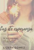 """Portada del libro """"Luz de esperanza"""""""