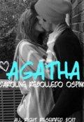 """Portada del libro """"Agatha y los desquiciados"""""""