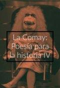 """Portada del libro """"La Comay: Poesía para la historia 4"""""""