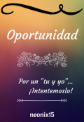 """Portada del libro """"Oportunidad"""""""