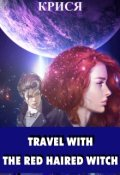 "Book cover ""Travel with the red haired witch"""
