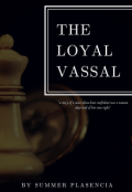 """Book cover """"The Loyal Vassal"""""""