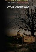 """Portada del libro """"En la Oscuridad (spin off de Vampire Killer) """""""