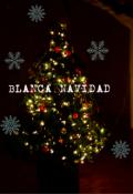 """Portada del libro """"Blanca Navidad"""""""