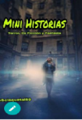 """Portada del libro """"Mini historias"""""""