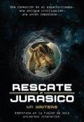 """Portada del libro """"Rescate Jurásico"""""""