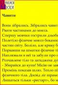 "Обкладинка книги ""Чавити"""