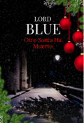 """Portada del libro """"Otro Santa Ha Muerto"""""""