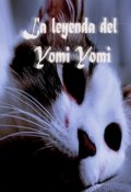 """Portada del libro """"La leyenda del Yomi Yomi"""""""