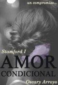 "Portada del libro ""Amor condicional © (stamford #1)"""