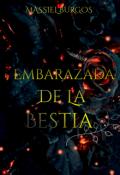 """Portada del libro """"Embarazada de la Bestia """""""