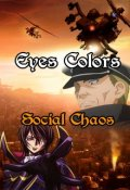 "Portada del libro ""Eyes Colors (tomo 6) ""Social Chaos"""""