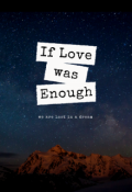 "Book cover ""If Love Was Enough"""