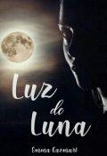 """Portada del libro """"Luz de Luna"""""""