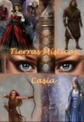 """Portada del libro """"Tierras Místicas: Casia"""""""