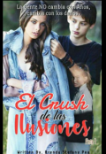 """Portada del libro """"El crush de las ilusiones"""""""