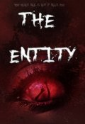 "Book cover ""The Entity"""
