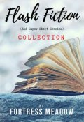 "Book cover ""Flash Fiction Collection"""