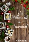"""Portada del libro """"Un Millonario en Navidad"""""""