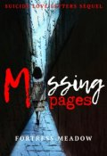 "Book cover ""Missing Pages"""