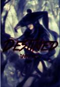 """Portada del libro """"Destined"""""""