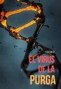 """Portada del libro """"El Virus de la Purga"""""""