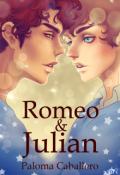 """Portada del libro """"Romeo y Julian"""""""
