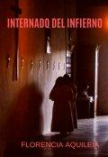 """Portada del libro """"Internado Del Infierno"""""""